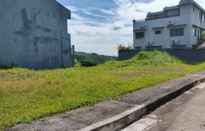 Lot for Sale Vista Grande overlooking view Phase 3