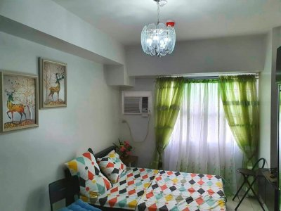 Fully Furnished Studio for Rent Horizon 101
