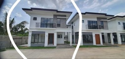 Unfurnished 4BR Brandnew House For Rent in Talamban Cebu City